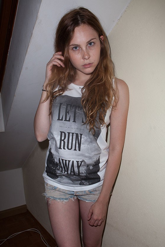 Let's Run Away Ibiza Grunge Indie Tank Top for Women